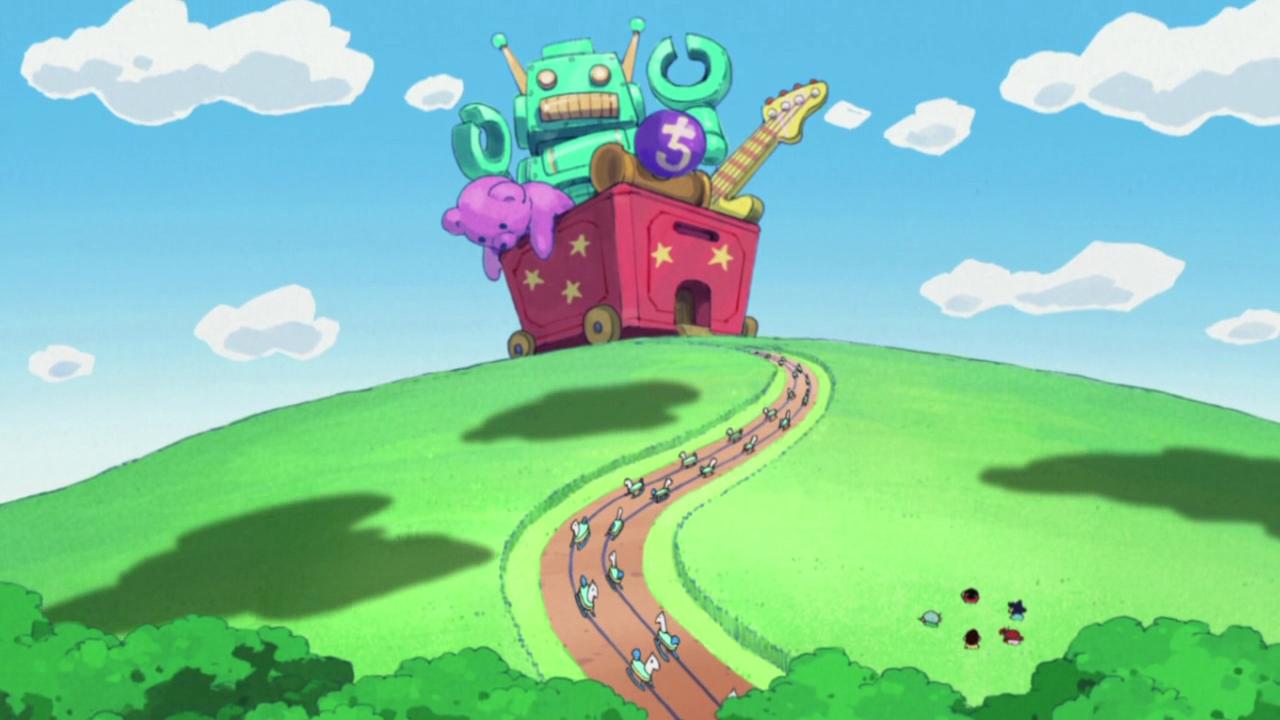 Toy Wars – 01 [720p]